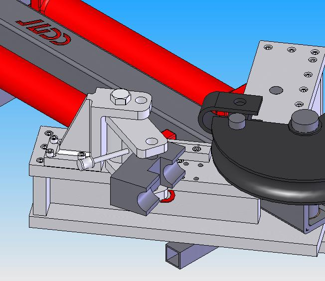 The machine will be controlled by a standard manual 4 way valve in conjunction with a controller and solenoid valve. The controller will display the current ... & Hydraulic Tube Bender Engineering Project - OFN Forums